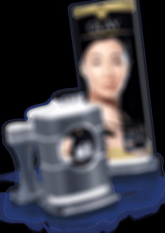 Item blur